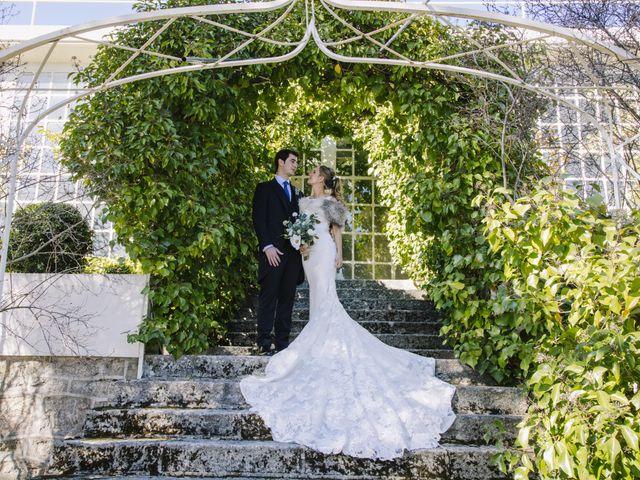 La boda de Jaime y Ana en Hoyo De Manzanares, Madrid 24