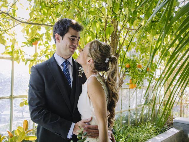 La boda de Jaime y Ana en Hoyo De Manzanares, Madrid 25