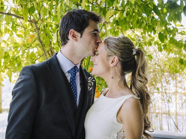 La boda de Jaime y Ana en Hoyo De Manzanares, Madrid 26