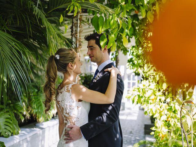 La boda de Jaime y Ana en Hoyo De Manzanares, Madrid 28