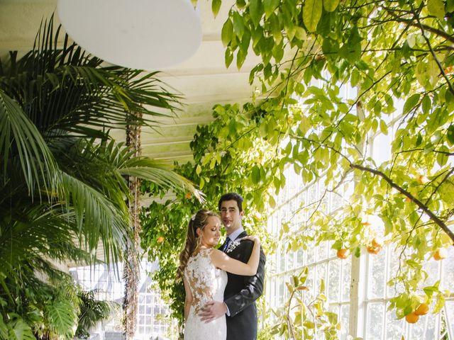 La boda de Jaime y Ana en Hoyo De Manzanares, Madrid 29