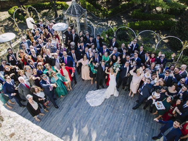 La boda de Jaime y Ana en Hoyo De Manzanares, Madrid 31