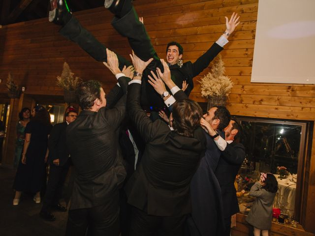 La boda de Jaime y Ana en Hoyo De Manzanares, Madrid 39