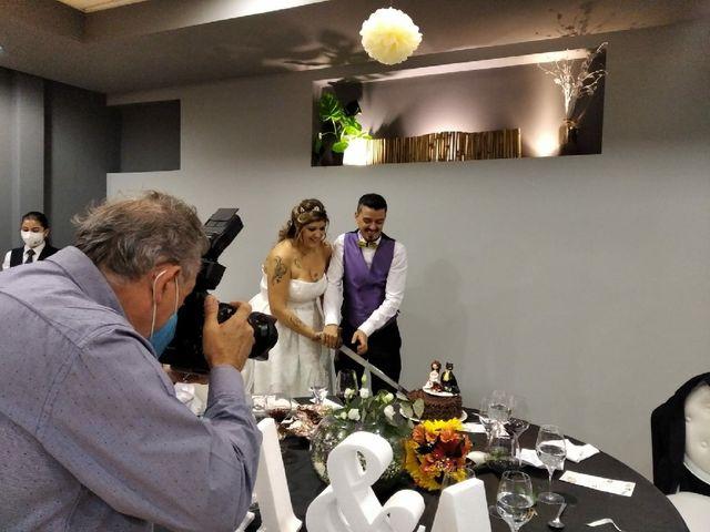 La boda de Alber y Ali en Madrid, Madrid 1