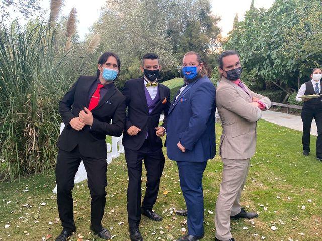 La boda de Alber y Ali en Madrid, Madrid 22