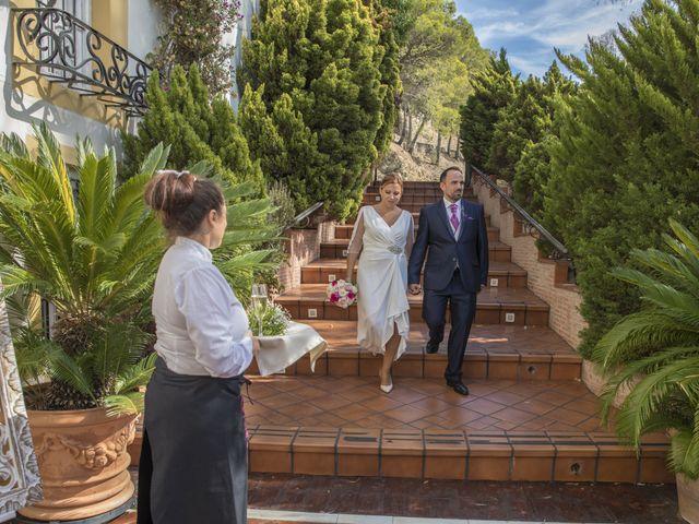 La boda de Pablo y Patricia en Málaga, Málaga 23