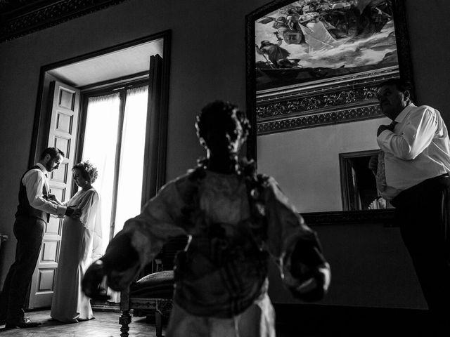La boda de Bea y Santi en Toledo, Toledo 12