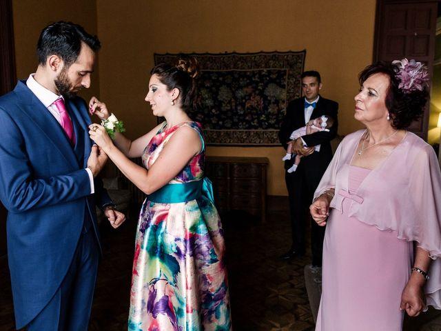La boda de Bea y Santi en Toledo, Toledo 13