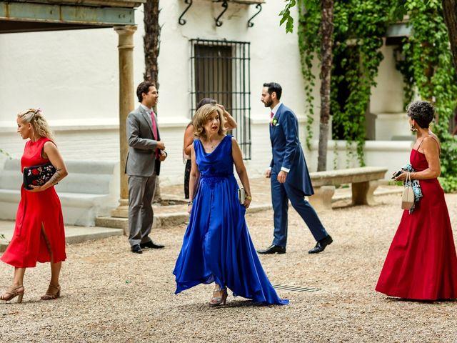 La boda de Bea y Santi en Toledo, Toledo 19