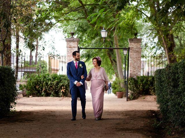 La boda de Bea y Santi en Toledo, Toledo 20