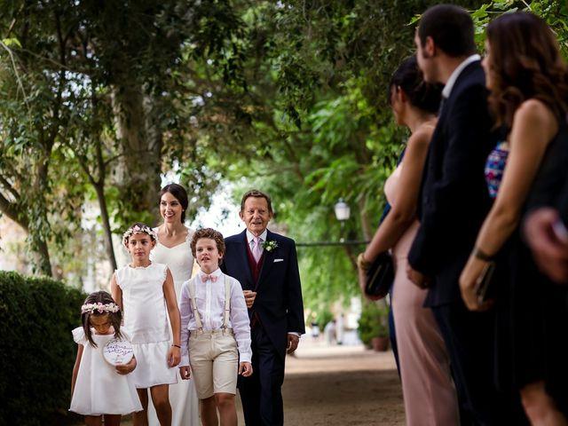 La boda de Bea y Santi en Toledo, Toledo 23
