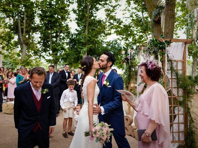 La boda de Bea y Santi en Toledo, Toledo 24