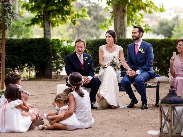 La boda de Bea y Santi en Toledo, Toledo 25