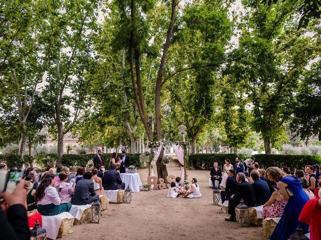 La boda de Bea y Santi en Toledo, Toledo 26