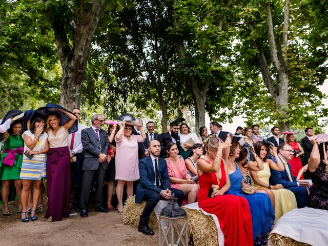 La boda de Bea y Santi en Toledo, Toledo 27