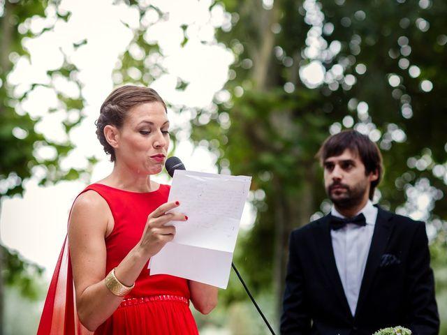 La boda de Bea y Santi en Toledo, Toledo 28