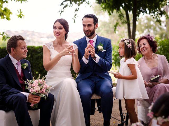 La boda de Bea y Santi en Toledo, Toledo 30