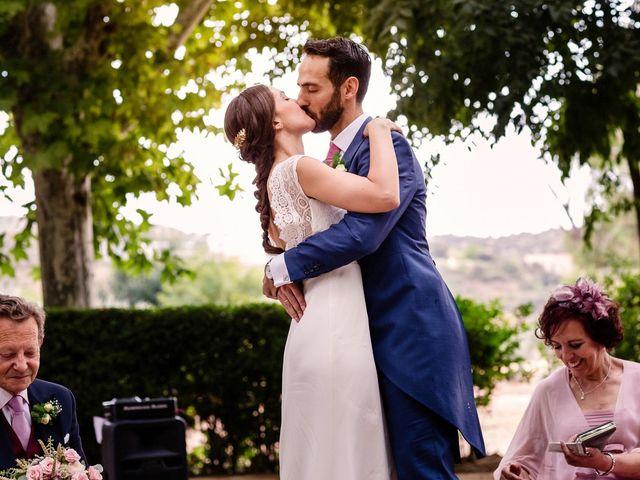 La boda de Bea y Santi en Toledo, Toledo 31