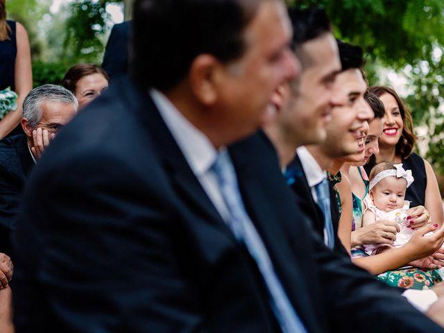 La boda de Bea y Santi en Toledo, Toledo 32