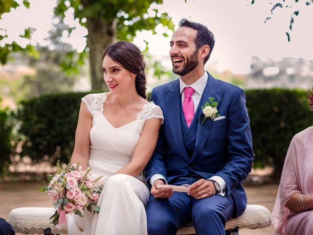 La boda de Bea y Santi en Toledo, Toledo 33