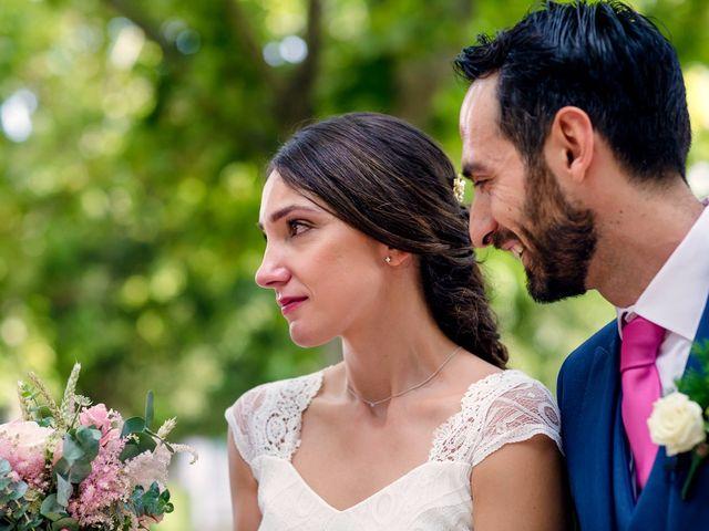 La boda de Bea y Santi en Toledo, Toledo 34