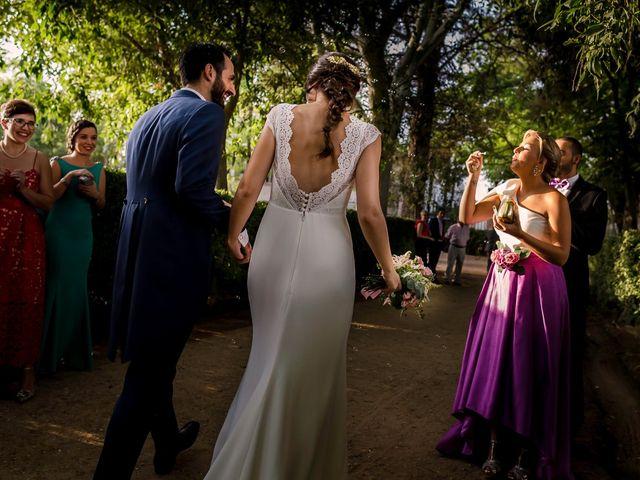 La boda de Bea y Santi en Toledo, Toledo 37