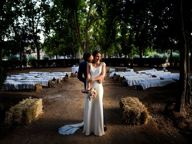 La boda de Bea y Santi en Toledo, Toledo 38
