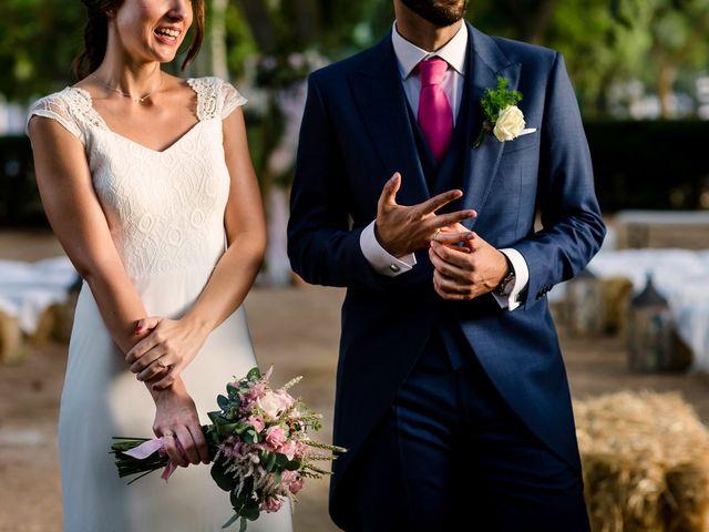 La boda de Bea y Santi en Toledo, Toledo 39