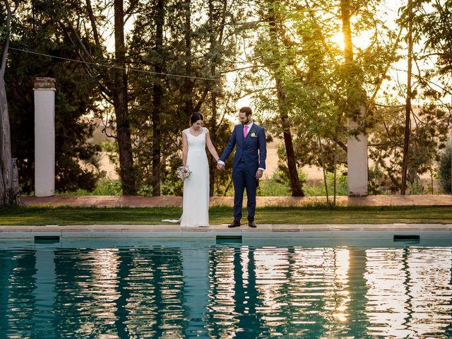 La boda de Bea y Santi en Toledo, Toledo 42