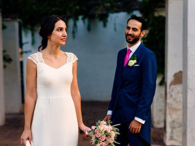 La boda de Bea y Santi en Toledo, Toledo 43
