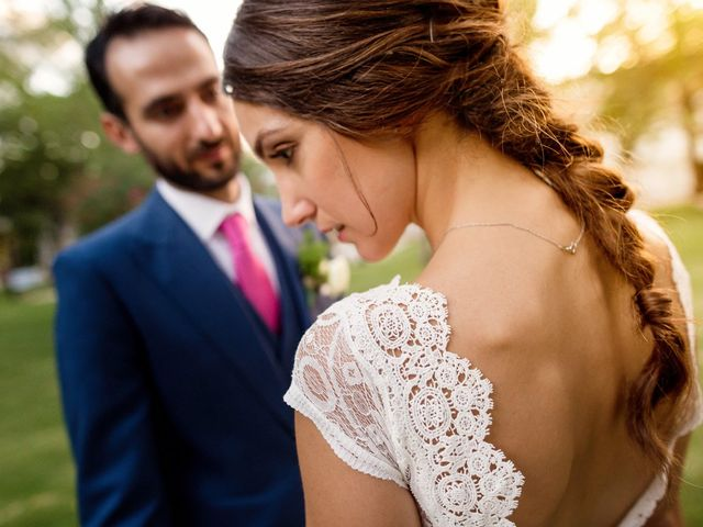 La boda de Bea y Santi en Toledo, Toledo 44