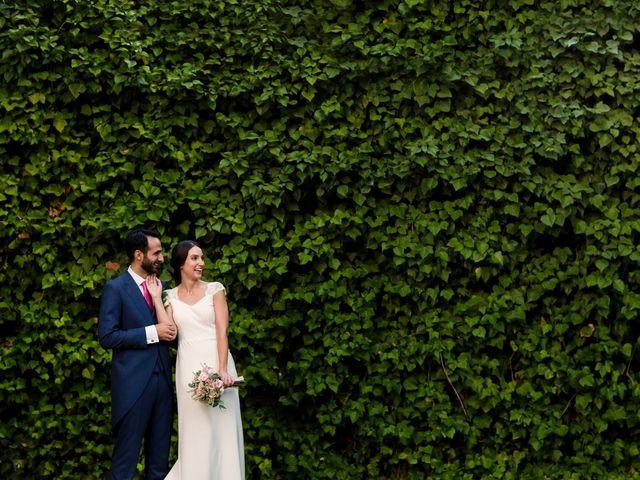 La boda de Bea y Santi en Toledo, Toledo 45