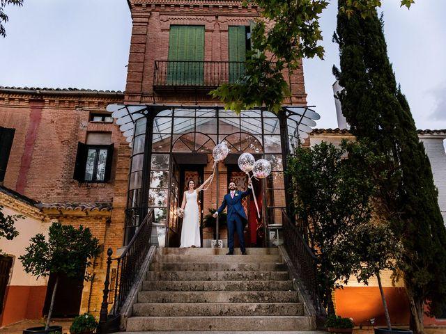 La boda de Bea y Santi en Toledo, Toledo 46