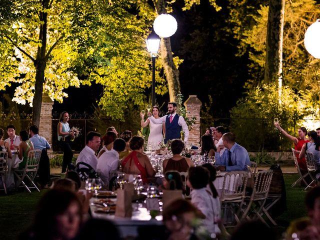 La boda de Bea y Santi en Toledo, Toledo 48