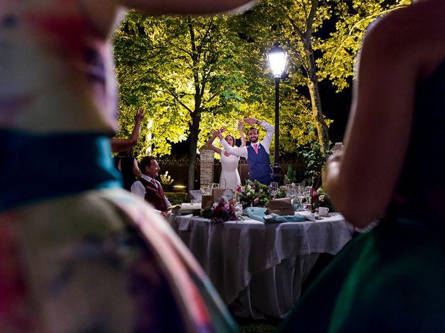 La boda de Bea y Santi en Toledo, Toledo 50