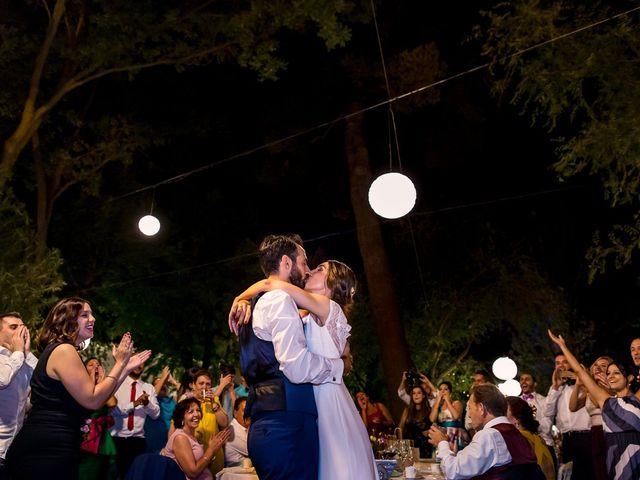 La boda de Bea y Santi en Toledo, Toledo 51