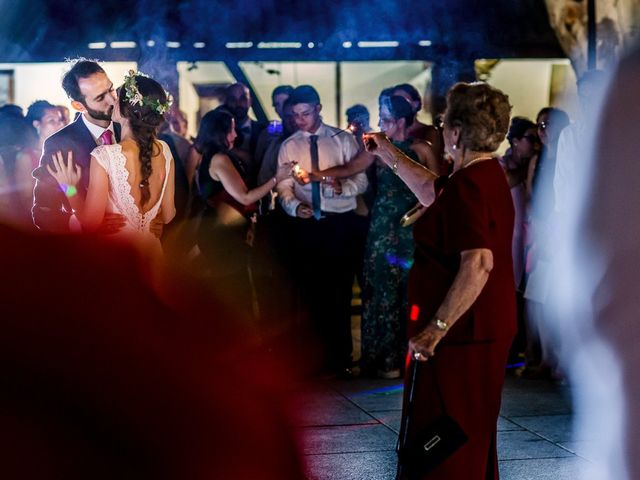La boda de Bea y Santi en Toledo, Toledo 52