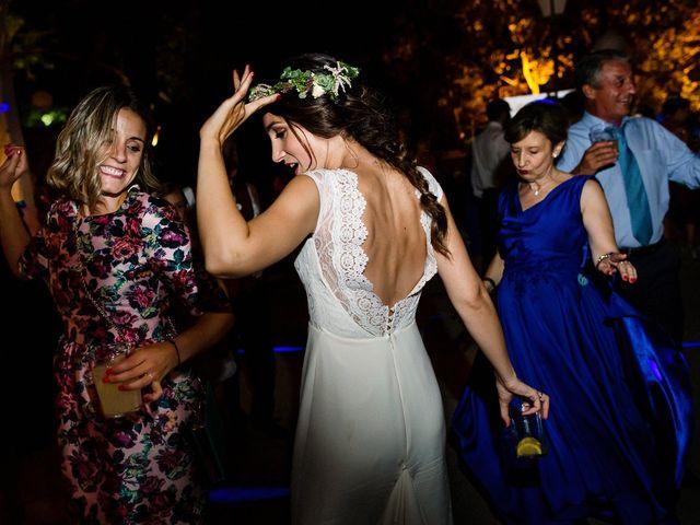 La boda de Bea y Santi en Toledo, Toledo 53
