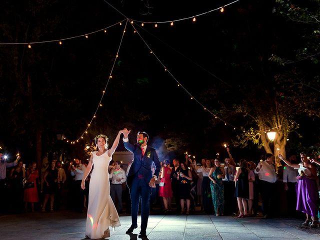 La boda de Bea y Santi en Toledo, Toledo 54