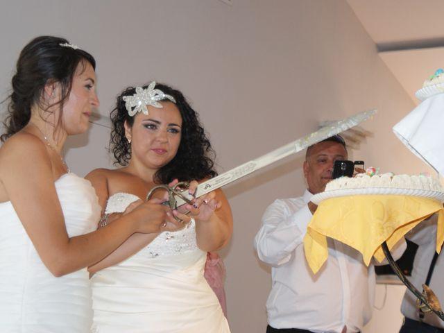 La boda de Estela y Victoria  en Málaga, Málaga 3