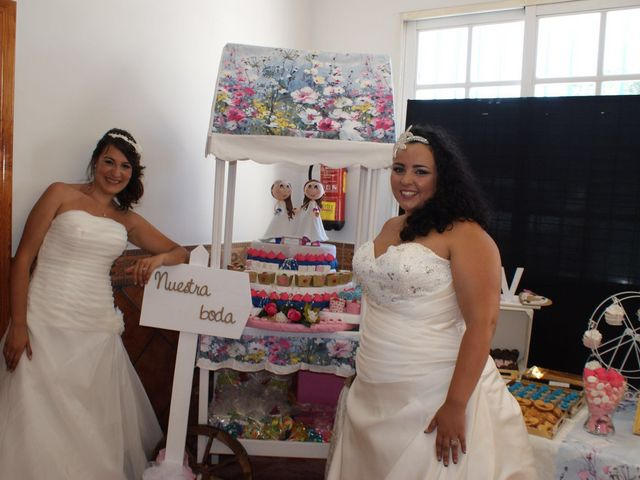 La boda de Estela y Victoria  en Málaga, Málaga 6