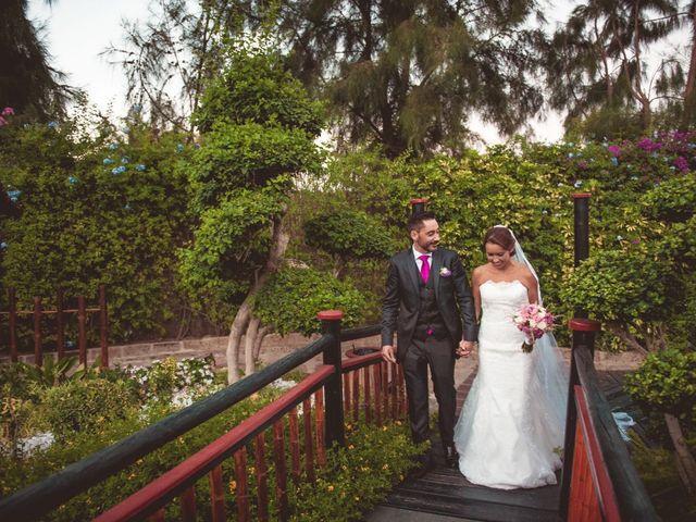 La boda de Ignacio y Rocío en Torremolinos, Málaga 1
