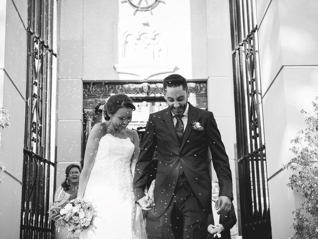 La boda de Ignacio y Rocío en Torremolinos, Málaga 20