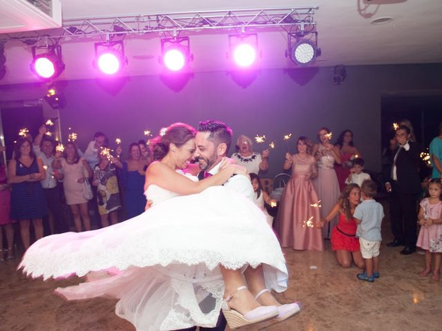 La boda de Ignacio y Rocío en Torremolinos, Málaga 22