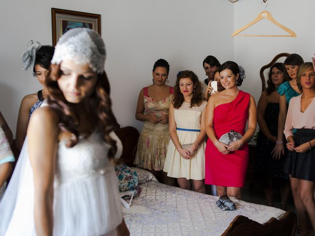La boda de Alejandro y Mari Carmen en Villarrobledo, Albacete 18
