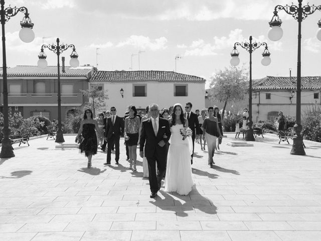 La boda de Alejandro y Mari Carmen en Villarrobledo, Albacete 21