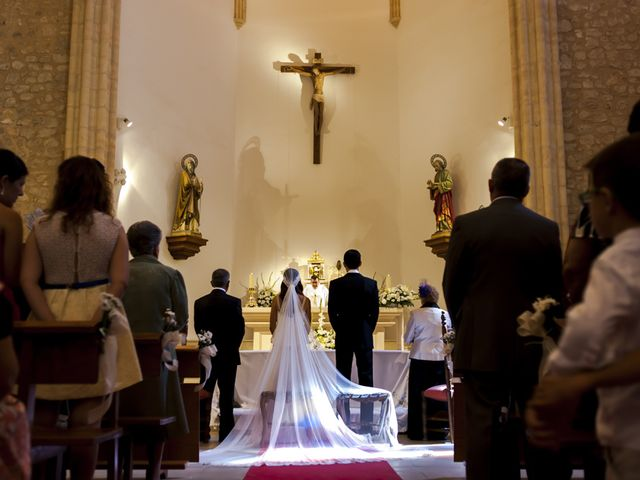 La boda de Alejandro y Mari Carmen en Villarrobledo, Albacete 24