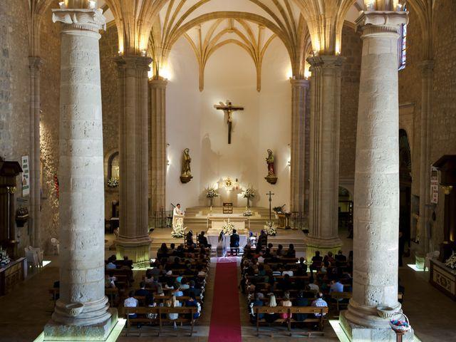 La boda de Alejandro y Mari Carmen en Villarrobledo, Albacete 25
