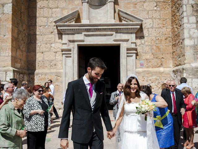 La boda de Alejandro y Mari Carmen en Villarrobledo, Albacete 32