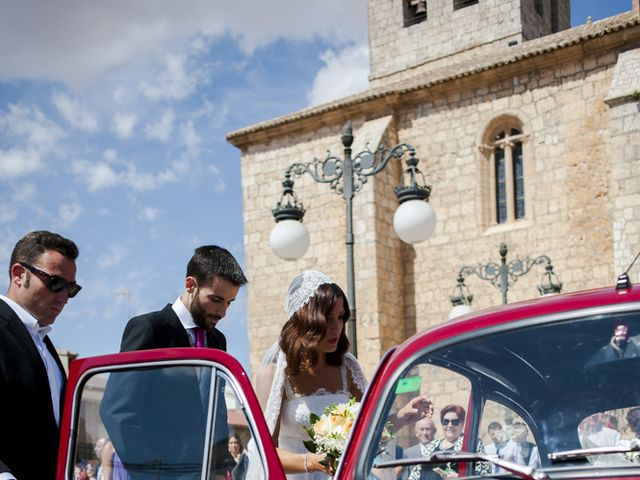 La boda de Alejandro y Mari Carmen en Villarrobledo, Albacete 34